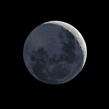 Photo Moon View 2 - Jukka-Pekka Metsävainio