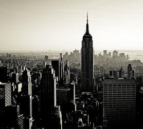 Photo Coucher de soleil sur Manhattan - Guillaume Gaudet
