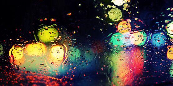 Photo Rainy Bokeh - Jörg Dickmann