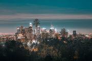 LOS ANGELES CITY VIEW