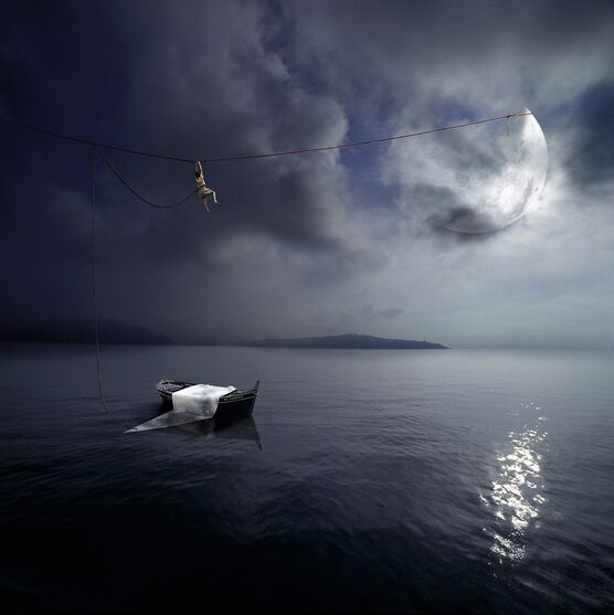 Photo Changement de quartier - Alastair Magnaldo