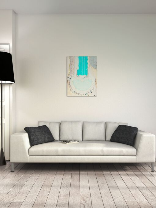 Photo POOL BUDAPEST I - Ludwig Favre