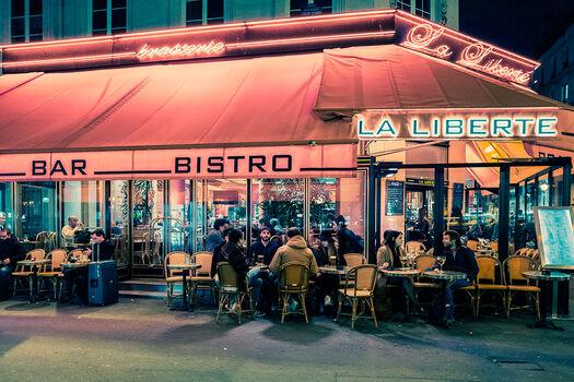Photo La liberté Montparnasse - Jack and Luna