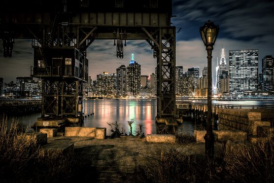 Photo NYC Gantry State Park - Bernhard Hartmann