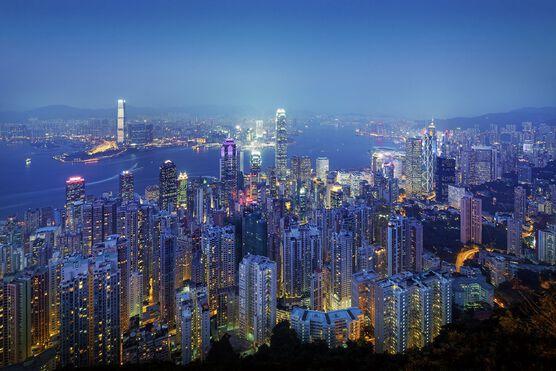 Photo Hong Kong I - Jörg Dickmann
