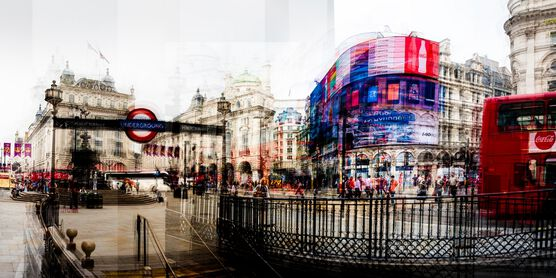 Photo Picadilly Circus I - Laurent Dequick