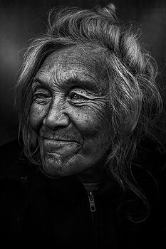 Photo ARLENE - Lee Jeffries