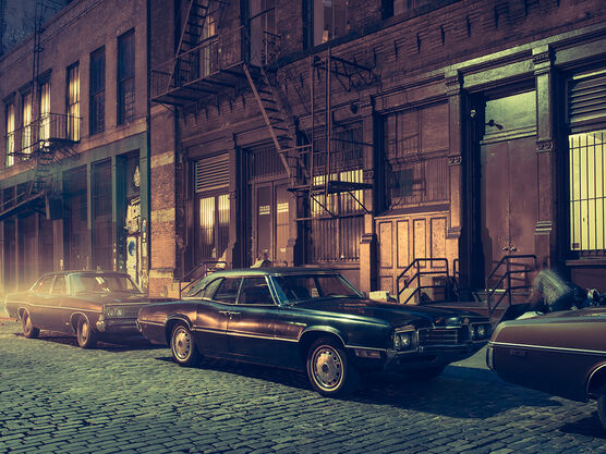 Photo THE QUEEN OF NEW YORK - Franck Bohbot
