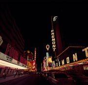Streets of Las Vegas, 1967