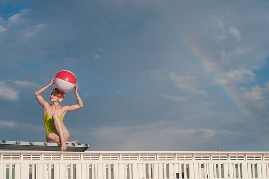 Photo OVER THE RAINBOW II - CRISTINA CORAL