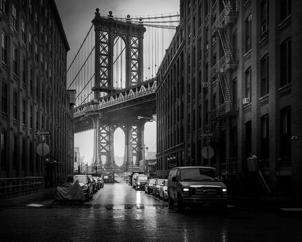 Photo Manhattan by Brooklyn - Serge Ramelli