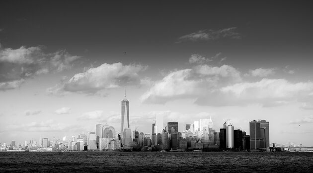 Photo Manhattan by Day - Serge Ramelli