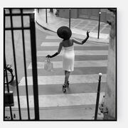 PARISIENNE ON THE CROSSING