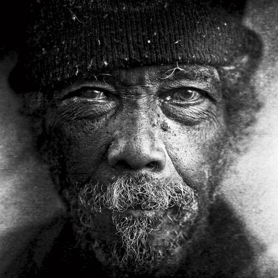 Photo Skid Row II - Lee Jeffries