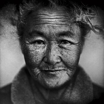Photo Skid Row I - Lee Jeffries