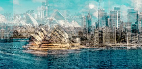 Photo Sydney Cityscape - Laurent Dequick
