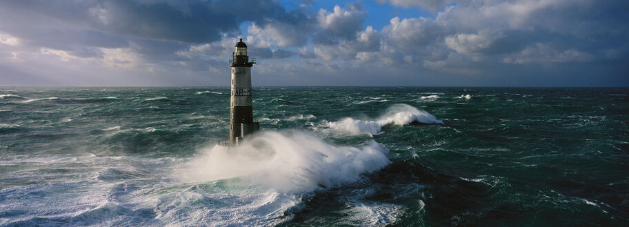 Le phare d'Armen