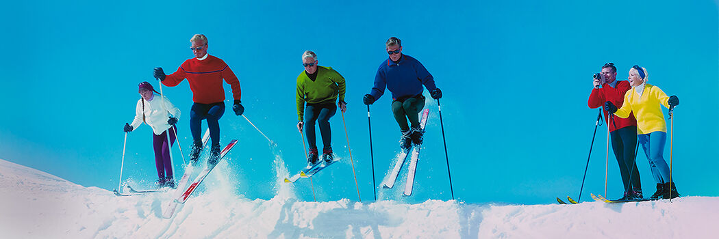 Photo SKI ACTION VAIL CO 1971 -