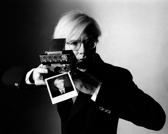 Photo ANDY WARHOL - Oliviero Toscani