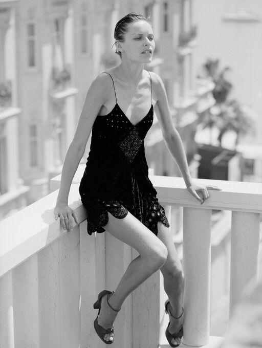 Photo My Dress - Rie Rasmussen