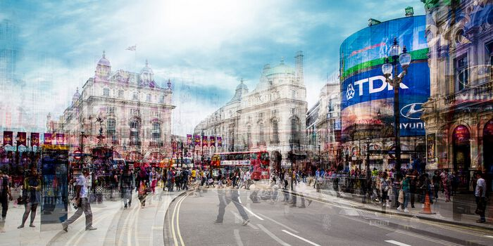 Photo Picadilly Circus III - Laurent Dequick