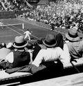 Photo 1ST INTERNATIONAL FRENCH OPEN 1928 -  Gamma Agency
