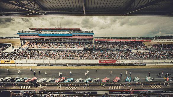Le Mans classique V