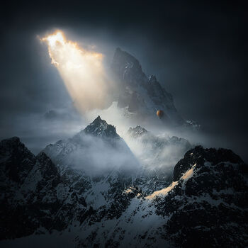 Photo To the Threshold of Silence II - Michal Karcz