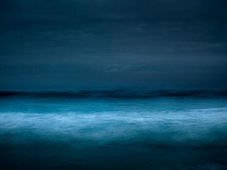 Photo NOCTURNAL SEASCAPE 3 - Antti Viitala