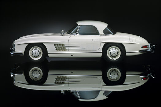 Photo 300 sl mirror - René Staud