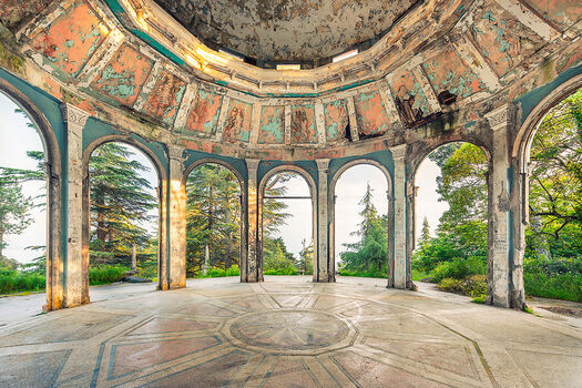 Photo RESTAURANT PANORAMIQUE - ABKHAZIA - Aurélien Villette