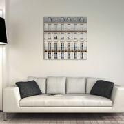 THOSE PARISIAN SQUARES