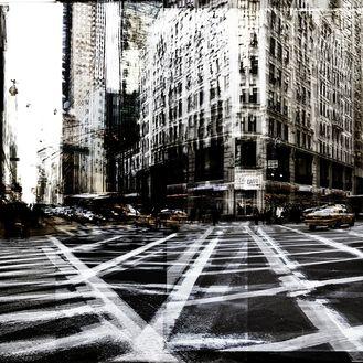 NY Cross Road I