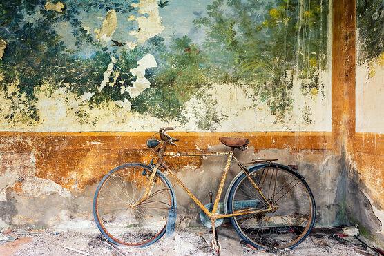 Photo LA BICYCLETTE Italie - Aurélien Villette