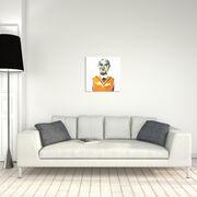 Babyfoot orange