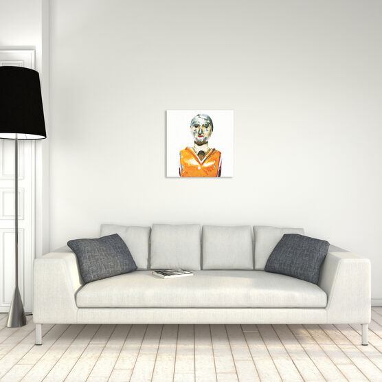 Photo Babyfoot orange - André Robé