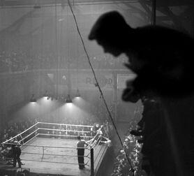 Photo Match de boxe - Gaston Paris