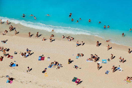 Photo ZANTE BEACH - Tuul et Bruno Morandi