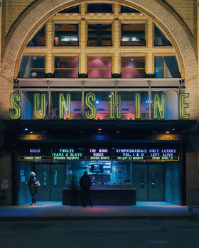 Photo SUNSHINE CINEMA NYC - Franck Bohbot
