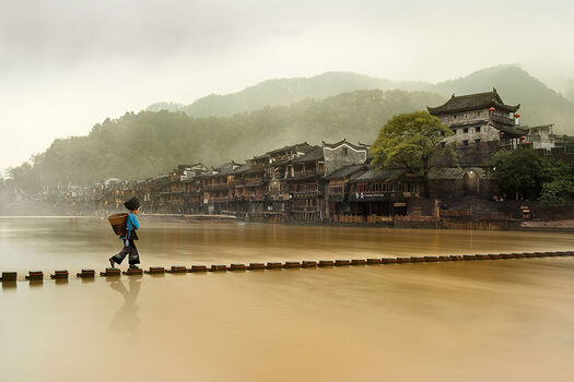 Photo Traditional Chinese Town - Daniel Metz