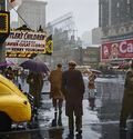 Photo 1943 TIME SQUARE NYC - Marie-Lou Chatel