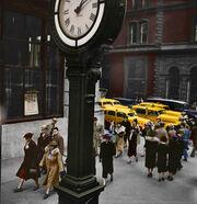 1938 TEMPO OF THE CITY MANHATTAN