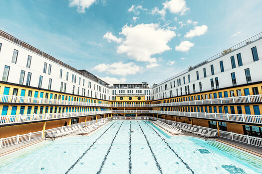 Photo MOLITOR SWIMMING POOL - Ludwig Favre