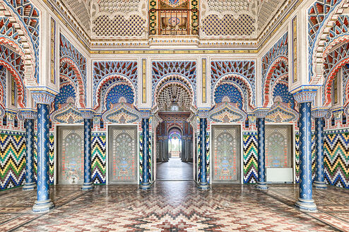 THE MOORISH PALACE III
