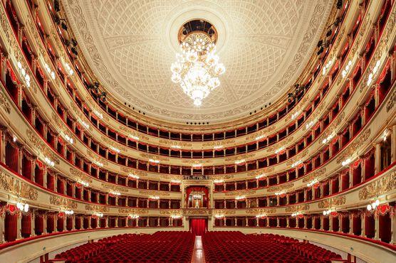 Photo La Scala di Milano - Bernhard Hartmann
