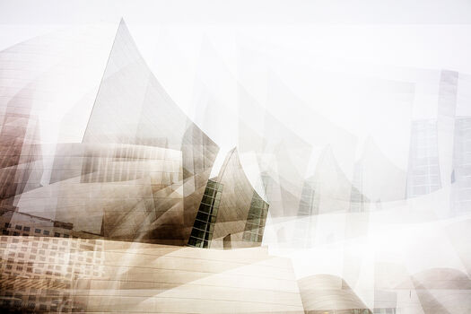Photo STUNNING WALT DISNEY CONCERT HALL - Laurent Dequick