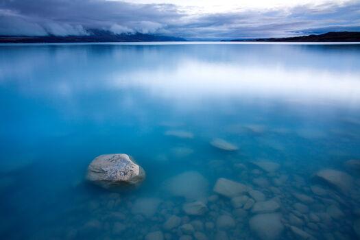 Photo Blue Dawn - Adam Burton