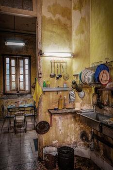 Photo LA CUCINA CUBA I - Bernhard Hartmann