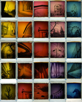 Photo RAINBOW IN THE CITY - Andrea Ehrenreich