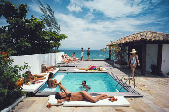 Photo BUZIOS - Slim Aarons